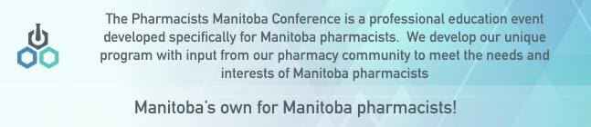 Pharmacists Manitoba Banner